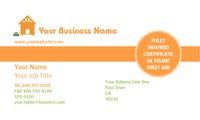 "Pet Care 2"" x 3.5"" Business Cards by C V"