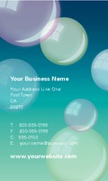 "Cleaning 2"" x 3.5"" Business Cards by Jacqueline Hargreaves"