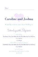 "4"" x 6"" Invites by Christopher Heath"