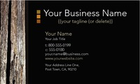 """Carpenters 2"""" x 3.5"""" Business Cards by Brightstar Creative Ltd"""