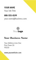 "2"" x 3.5"" Business Cards by C V"