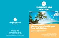 "11"" x 17"" Brochures by TemplateCloud.com"