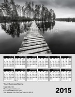 "Home Maintenance 8.5"" x 11"" Calendar by Scott Hamrick"