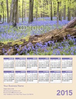 "Home Maintenance 8.5"" x 11"" Calendars by Scott Hamrick"