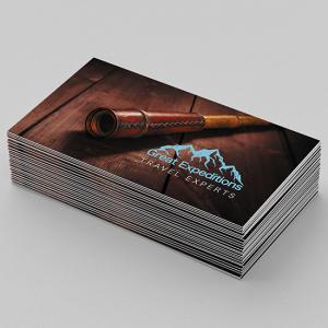 16PT Matte Business Cards