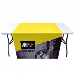 Personalised Table Runner - Arthur