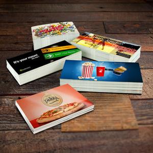 100LB Gloss Cover Postcards