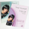140# silk cover + gloss UV on front Fabu-Gloss Postcards with UV on Front